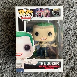 The Joker Funko Pop